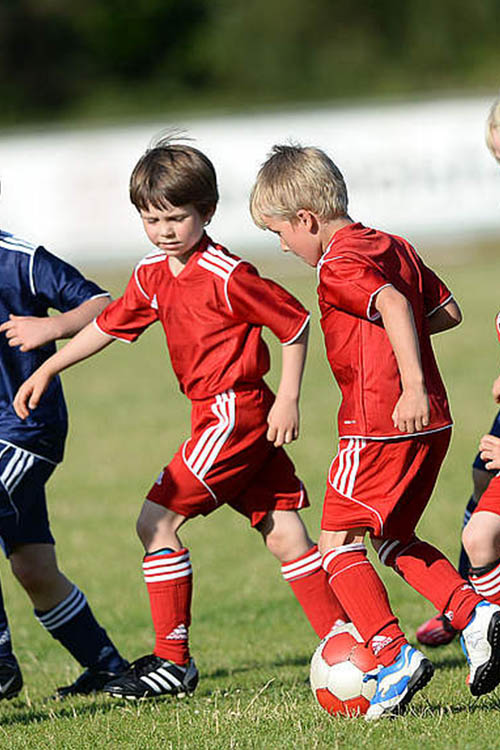 Ballschule Frey Fußball