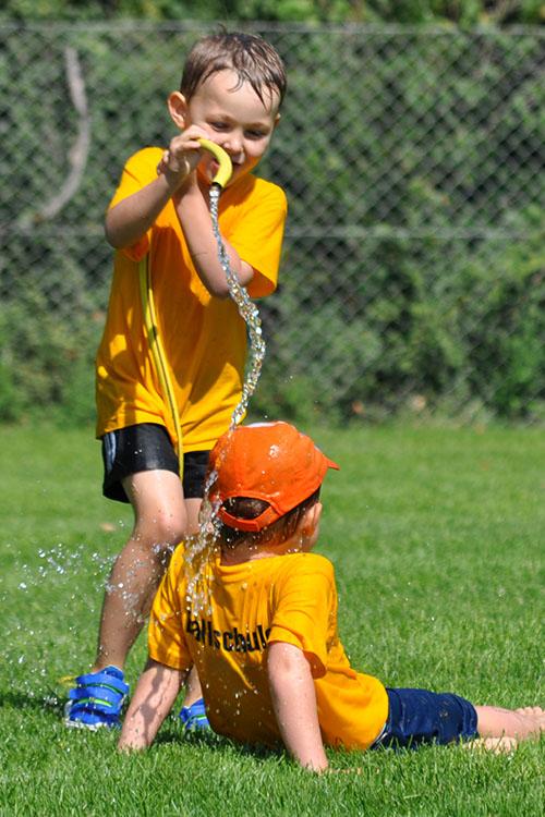 Ballschule Frey, Sommer Camp